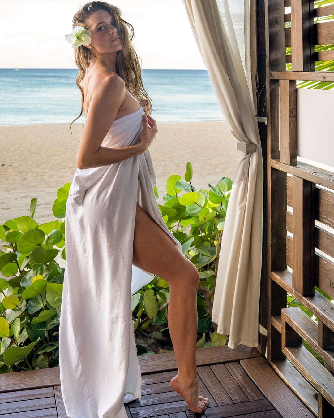 Alysha Newman Coming in Hot From Aruba! - Photo 2