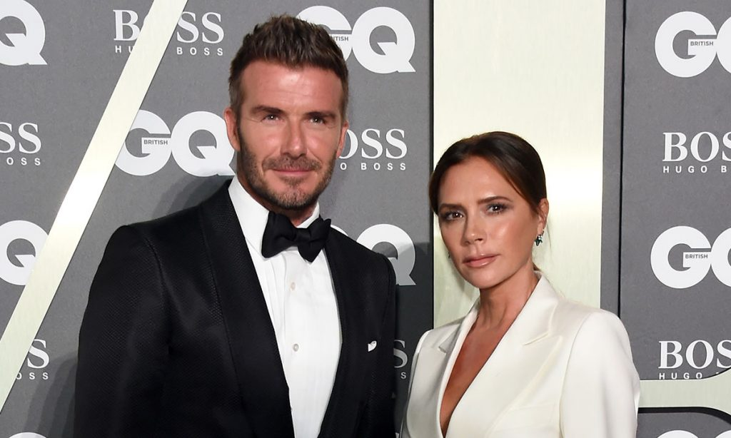 David Beckham's Wife Denies Reports That She Plans to Start Selling Sex Toys