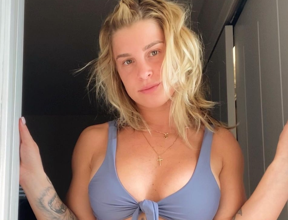 UFC Flyweight Hannah Goldy is on OnlyFans