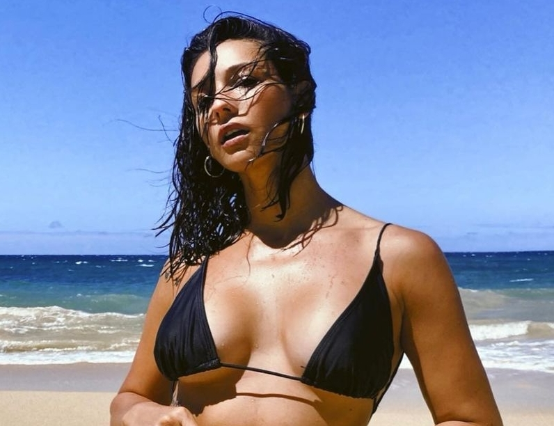Karl-Anthony Towns' Ex Kawa Andrade is Doing Incredible Things on Instagram