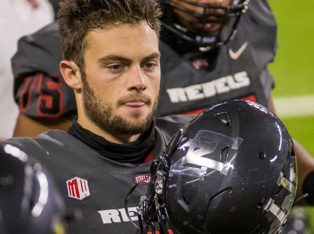 UNLV QB Max Gilliam apologizes for actions on Below Deck