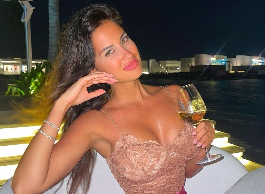 Eleonora Incardona Coming in Hot From the Maldives