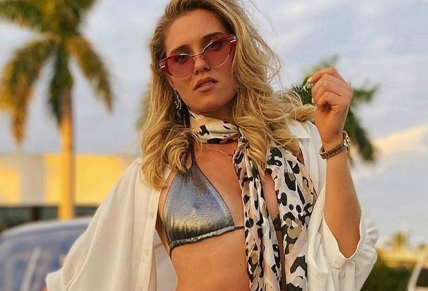 Alysha Newman is Living Her Legendary Life in Miami