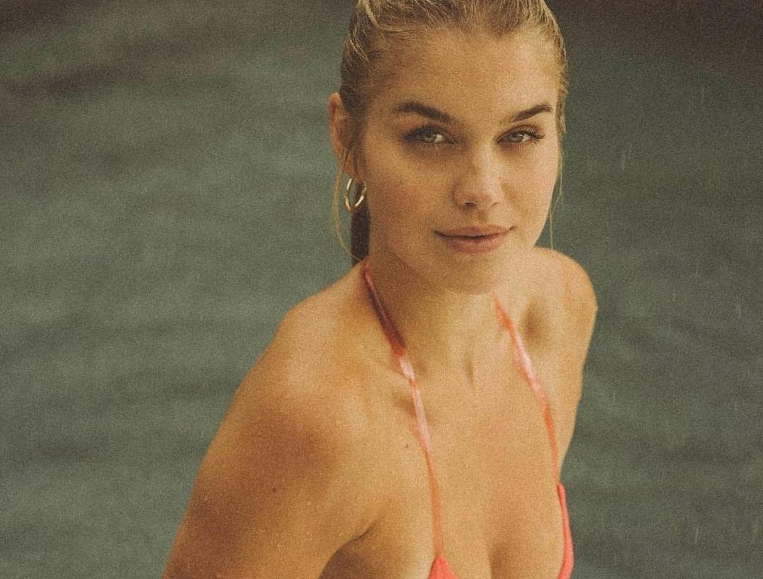 D'Angelo Russell's Model Girlfriend Brings It in a Bikini
