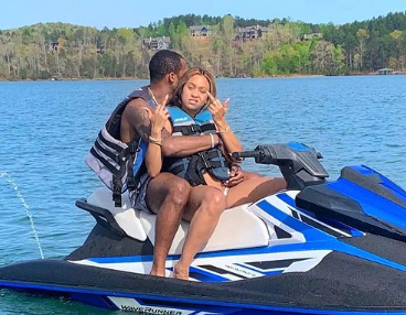 Deshaun Watson's Girlfriend Jilly Anais is Standing by Him Despite All of the Sexual Assault Accusations