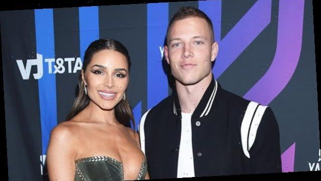 Olivia Culpo Celebrated Her Birthday by Working the Pole for Christian McCaffrey