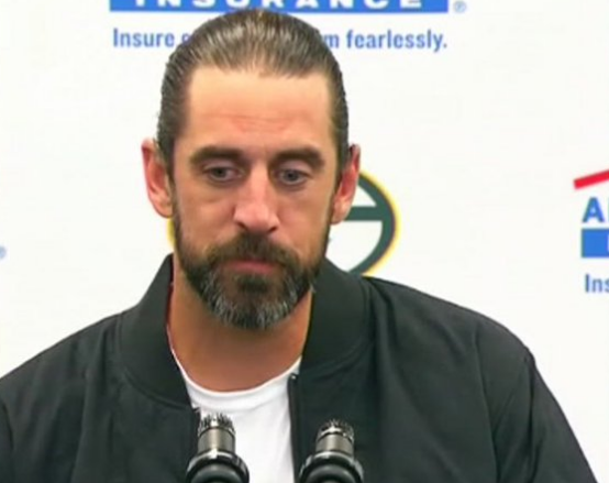 Fans Blame Shailene Woodley for Aaron Rodgers' Terrible Game