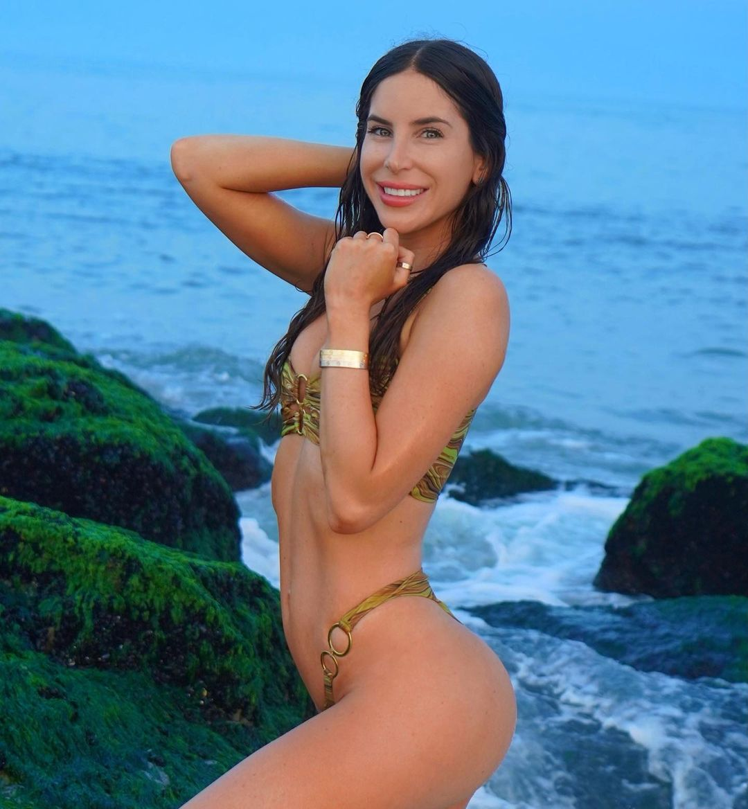 FOTOS ¡Jen Selter dice que cada atleta que se desliza en sus DMs tiene una esposa o novia!