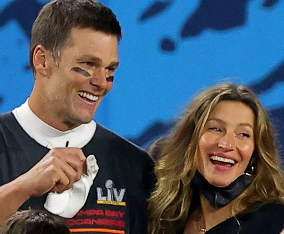 Gisele Suggests It's Time for Tom Brady to Be Traded